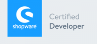 Shopware Developer Zertifikat