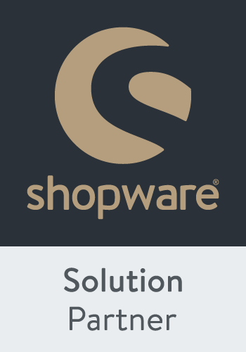 Shopware Solution Partner Zertifikat