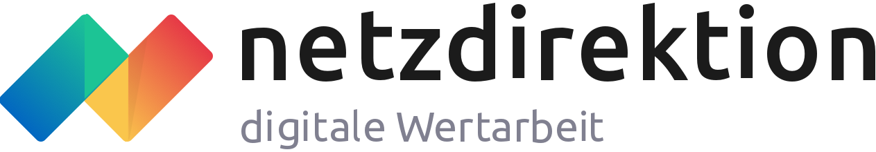 netzdirektion | digitale Wertarbeit
